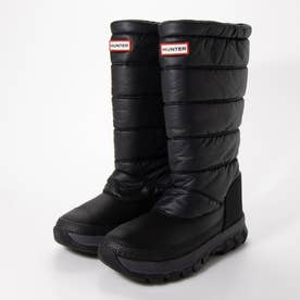 MENS ORIGINAL INSULATED SNOW BOOT TALL(オリジナル インシュレーテッドスノートールブーツ) (ブラック)