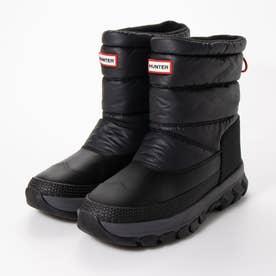 MENS ORIGINAL INSULATED SNOW BOOT SHORT(オリジナル インシュレーテッドスノーショートブーツ) (ブラック)