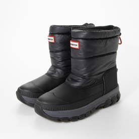W ORIGINAL INSULATED SNOW BOOT SHORT(オリジナル インシュレーテッドスノーショートブーツ) (ブラック)