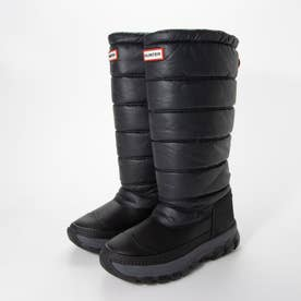 WOMENS ORIGINAL INSULATED SNOW BOOT TALL(オリジナル インシュレーテッドスノートールブーツ) (ブラック)