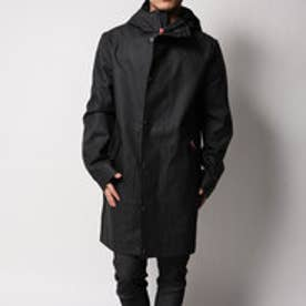 M ORI R RUB HUNTING COAT (BLK)