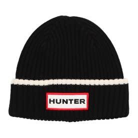 ユニセックス ニット帽 ORIGINAL RIB HAT (BLK)
