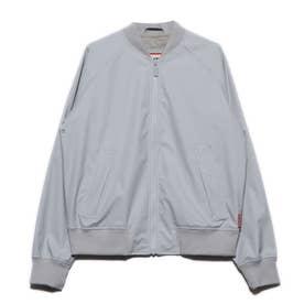 【レディース】オリジナルライトウェイトラバライズドボンバージャケット (PEL)