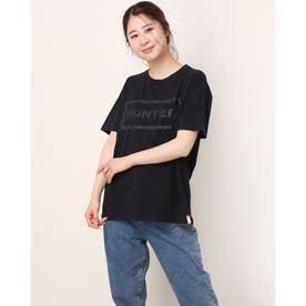 レディース オリジナル ロゴ Tシャツ (BLK)
