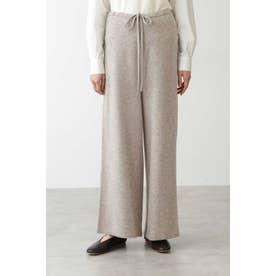 ◆≪Japan Couture≫圧縮パンツ TOPベージュ
