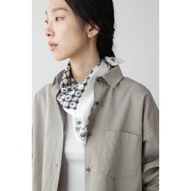 ◆オリジナルスカーフ ホワイト系3