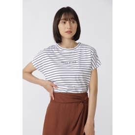 ◆サイロハイゲージボーダーTシャツ ネイビーボーダー3