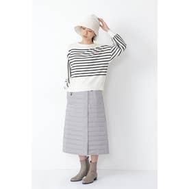◆ライトダウンスカート セージグリーン