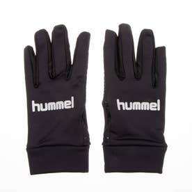 メンズ サッカー/フットサル 防寒手袋 フィールドグローブ HFA3050 (ブラック)