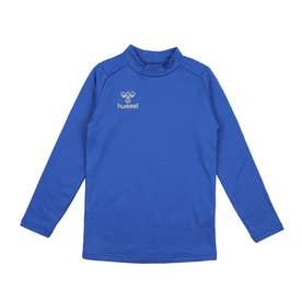 ジュニア サッカー/フットサル 長袖インナーシャツ ジュニアあったかインナーシャツ HJP5152 (ブルー)