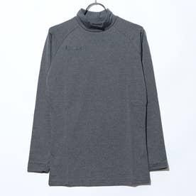 メンズ サッカー/フットサル 長袖インナーシャツ アッタカインナーシャツ HAP5149 (グレー)