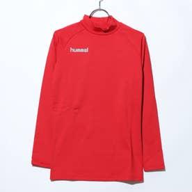 メンズ サッカー/フットサル 長袖インナーシャツ アッタカインナーシャツ HAP5149 (レッド)