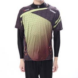 HUMMEL メンズ サッカー/フットサル レイヤードシャツ HPFC-プラシャツ・インナーセット HAP7103