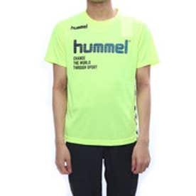 HUMMEL メンズ サッカー/フットサル 半袖シャツ プラクティスTシャツ HAP4129