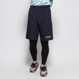 HUMMEL メンズ サッカー/フットサル レイヤードパンツ レイヤードプラクティスパンツセット HAP2116
