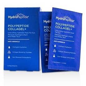 アイマスク 8 Treatments ポリペプチド コラゲル+ ライン リフティング ハイドロゲル マスク For アイ