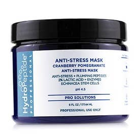 フェイスマスク 177ml アンチ-ストレス マスク ウイズ クランベリー ザクロ (pH 4.5)
