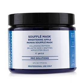 フェイスマスク 177ml スフレ マスク - ブライトニング アップル パパイヤ スフレ マスク (pH 3.5) (Salon Product)