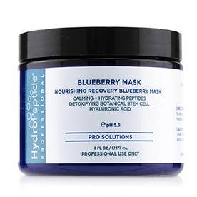 フェイスマスク 177ml ブルーベリー マスク - ナリッシング リカバリー ブルーベリー マスク (pH 5.5) (Salon Product)
