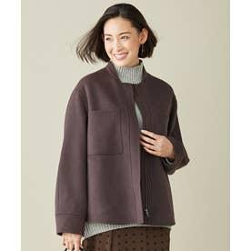WoolRever ショートコート (グレー系)