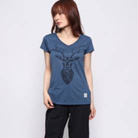 レディース アウトドア 半袖Tシャツ SHARIS 54758689