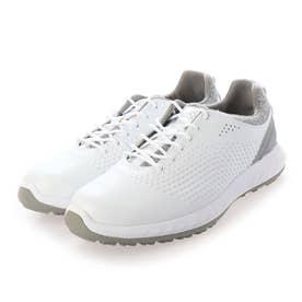 メンズ ゴルフ シューレース式スパイクレスシューズ IG-0S1019 IG-0S1019 (ホワイト)