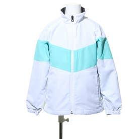 ジュニア ウインドジャケット IG-9A46030WJG (ホワイト)