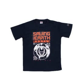 ジュニア 半袖機能Tシャツ MV-9C42171TS (ネイビー)