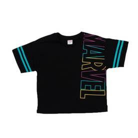 ジュニア 半袖Tシャツ MV-9C42201TSG (ブラック)