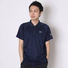 テニスポロシャツ  IG-2TW1006PS ネイビー (ネイビー)