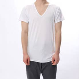 メンズ 半袖 インナーシャツ アイクールインナー半袖 バックメッシュVネック IG-9C13108UT iCOOL
