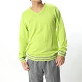メンズ ゴルフ 長袖セーター IG-1S1558V-H