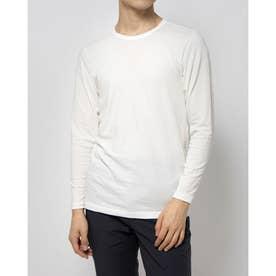 メンズ 長袖インナーシャツ IG-9C17300TL (ホワイト)