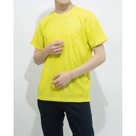 メンズ 半袖機能Tシャツ IG-9A13031TS (イエロー)