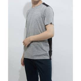 メンズ 半袖機能Tシャツ TR-9A13021TS (グレー)