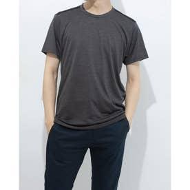 メンズ 半袖機能Tシャツ TR-9A13021TS (ブラック)