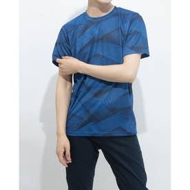 メンズ 半袖機能Tシャツ IG-9A13031TS (ネイビー)