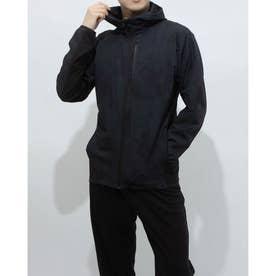 メンズ ウインドジャケット IG-9A12041JK (ブラック)