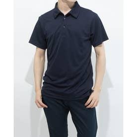 メンズ 半袖機能ポロシャツ IG-9A13051PS (ネイビー)
