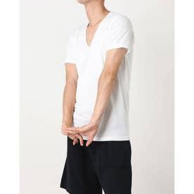 メンズ 半袖インナーシャツ IG-9C13008UT (ホワイト)