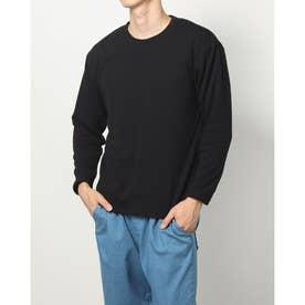 メンズ 長袖Tシャツ IG-9A19001TL (ブラック)