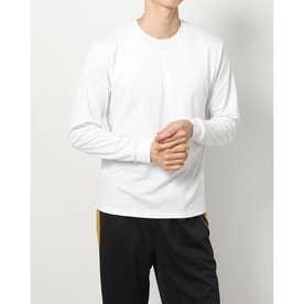 メンズ 長袖機能Tシャツ iHEATロングTシャツ 16081 (ホワイト)
