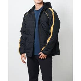 メンズ 中綿ジャケット iHEATパデットジャケット IG-9A18041IJ (ブラック)