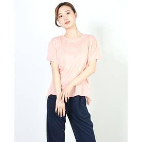 レディース 半袖機能Tシャツ IG-9A23011TS (ピンク)