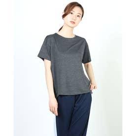 レディース 半袖機能Tシャツ IG-9A23011TS (ブラック)
