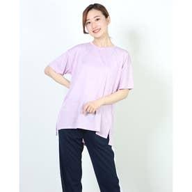 レディース 半袖機能Tシャツ IG-9A23021TS (パープル)