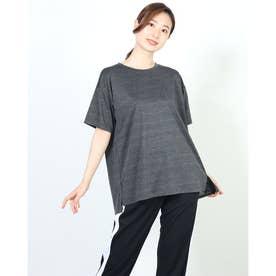 レディース 半袖機能Tシャツ IG-9A23021TS (ブラック)