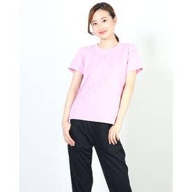 レディース 半袖機能Tシャツ IG-9A23001TS (パープル)