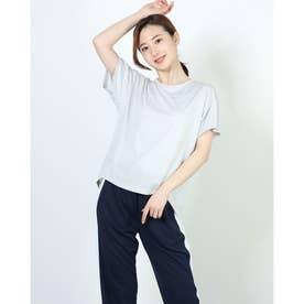 レディース 半袖機能Tシャツ IG-9A23011TS (ホワイト)