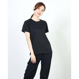 レディース 半袖機能Tシャツ IG-9A23001TS (ブラック)